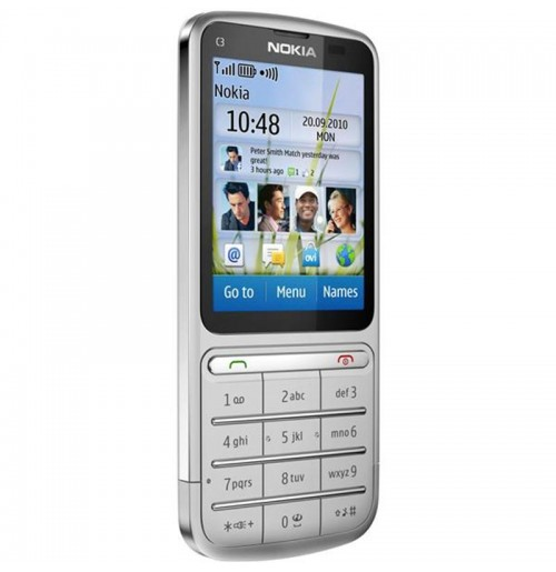 Nokia C3 - 01 Touch And Type
